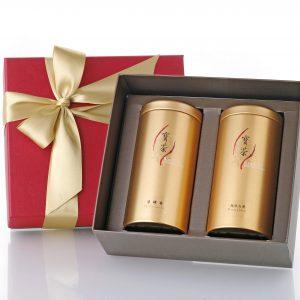 布禮盒 2大經典罐