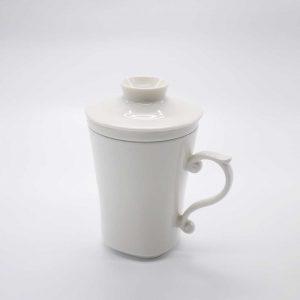 modern tea cup
