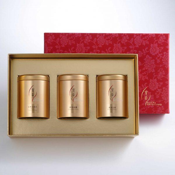 2018 寶茶端午 錦緞禮盒