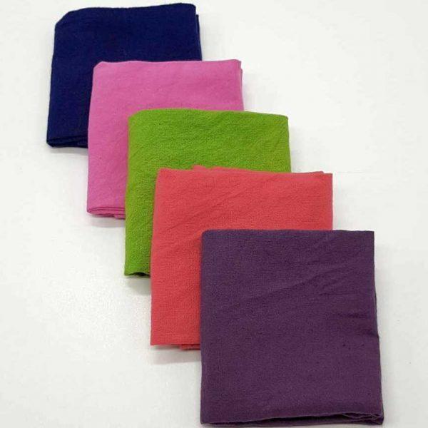 純棉布巾1