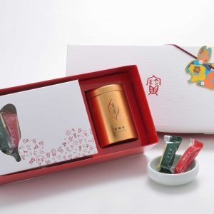 白折盒 (牛茶糖盒 碧螺春)